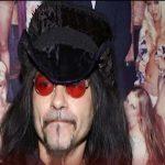 Al Jourgensen in ACCOMPLICE Hat