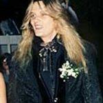 Sebastian Bach in Accomplice NYC Wedding Tux